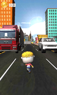 Subway Run Surfers pc screenshot 1