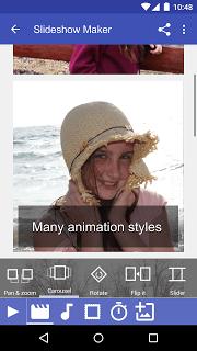 Slideshow Maker screenshot 2