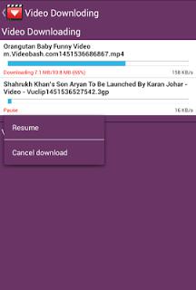 Download Video pc screenshot 1