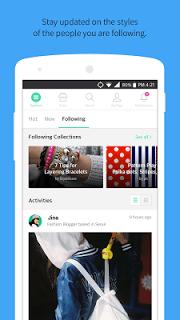 Styleshare  screenshot 2