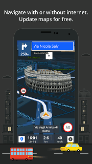 Gps Navigation screenshot 2