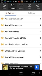 Forums For Android screenshot 1