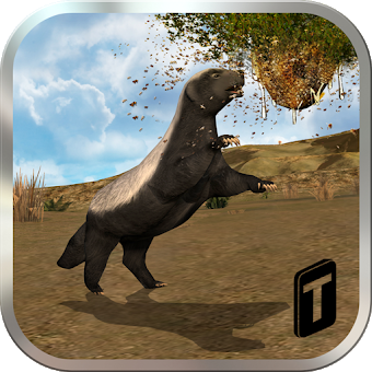 Honey Badger Simulator app