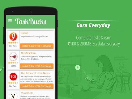 Get Wallet Cash & Recharge screenshot 1