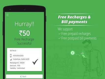 Get Wallet Cash & Recharge screenshot 2