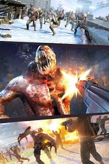 Zombie Call screenshot 1