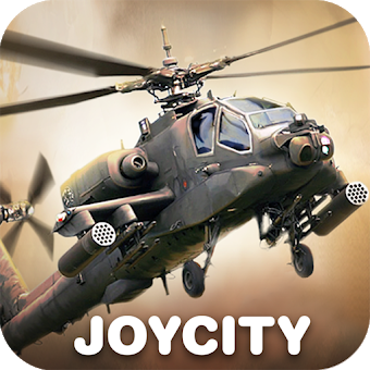 Gunship Battle app