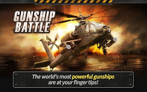 Gunship Battle screenshot 1
