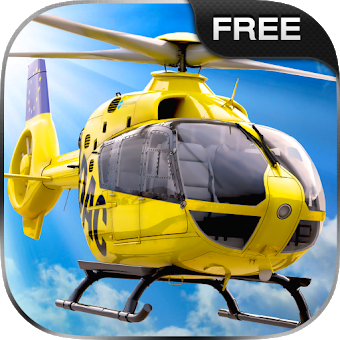 Helicopter Simulator 2015 app