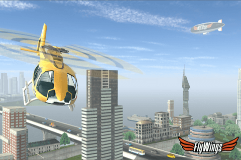 Helicopter Simulator 2015 screenshot 2
