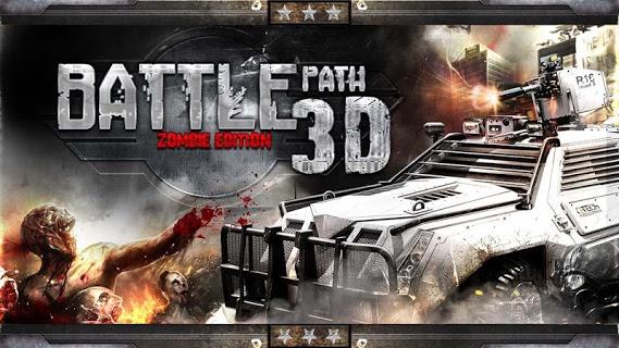 Battle Path 3d screenshot 1