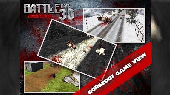 Battle Path 3d screenshot 2