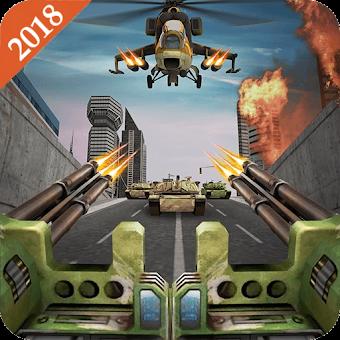 Gunner Battle City app