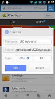 Save Page  pc screenshot 2