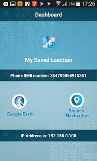 Gps Voice Navigation screenshot 2