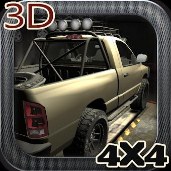 4x4 Offroad Truck app