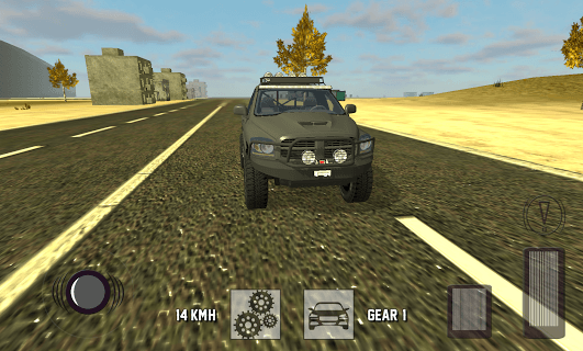 4x4 Offroad Truck screenshot 1