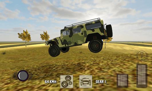4x4 Offroad Truck screenshot 2