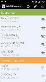 Wifi Password Native pc screenshot 1
