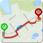 Gps Route Finder Maps app