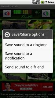 Animal Sounds  pc screenshot 2