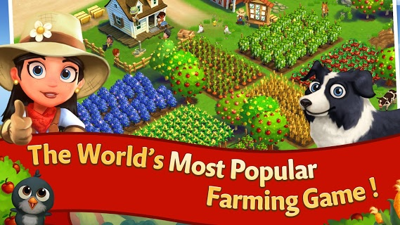 Farmville 2 Country Escape screenshot 1