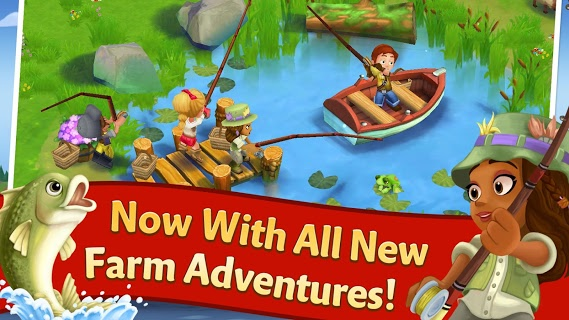Farmville 2 Country Escape screenshot 2