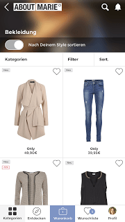 About You Mode Online Shop screenshot 1