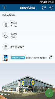 Lidl screenshot 2