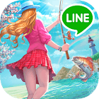 Line Mass Fishing icon