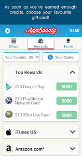 Appbounty Gift Cards screenshot 1