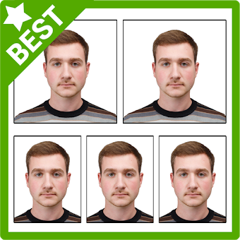 Passport Id Photo Maker Studio app