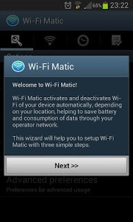 Wi screenshot 1