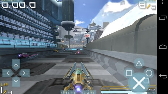 Ppsspp  screenshot 2