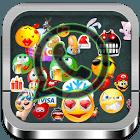 Smileys Whats App app