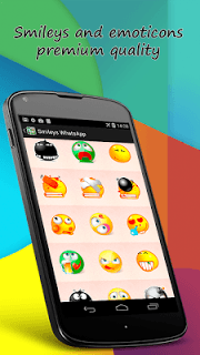 Smileys Whats App screenshot 2
