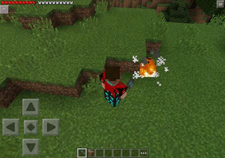 Thor Mod Minecraft screenshot 1