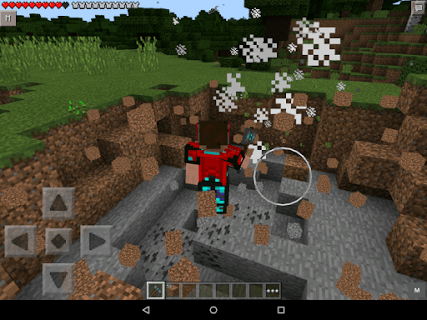 Thor Mod Minecraft screenshot 2
