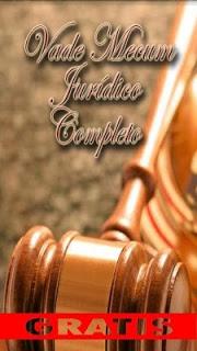 Vade Mecum Juridico Completo screenshot 1